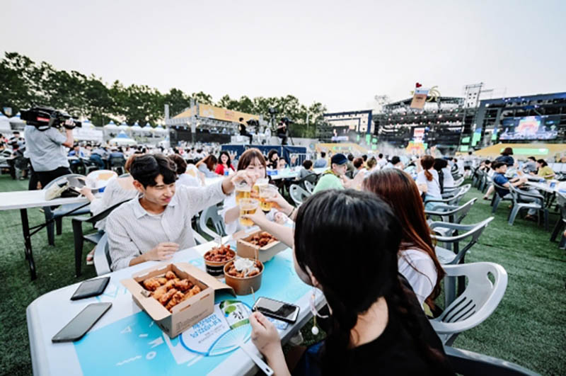 About 2,000 foreign tourists will visit Daegu Chimac festival