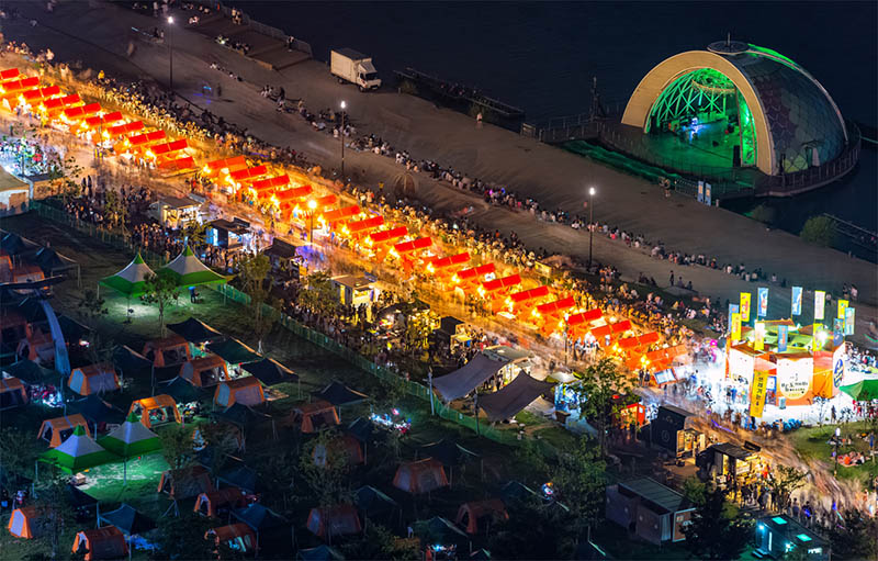 2019 Hangang Summer Festival Opens on Friday