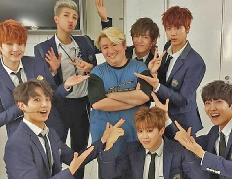 Bang Si-hyuk, Father of BTS has shared his thoughts on the interview by Variety!