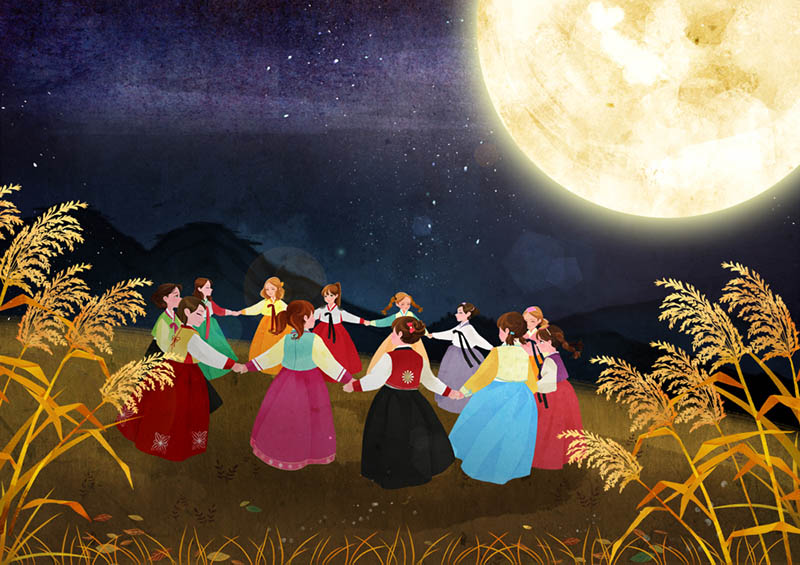 Korean Chuseok customs change with passage of time, social trends