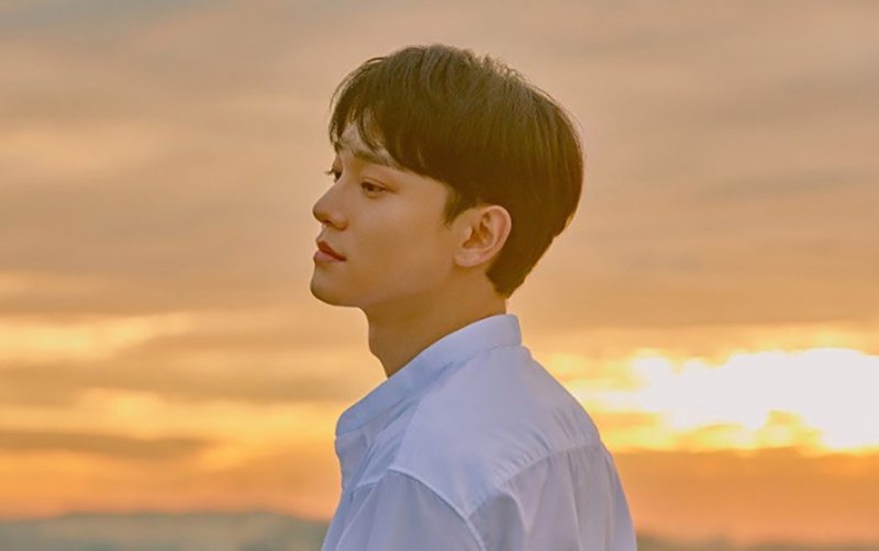 EXO's Chen defies expectations with retro-flavored 'Dear my dear'