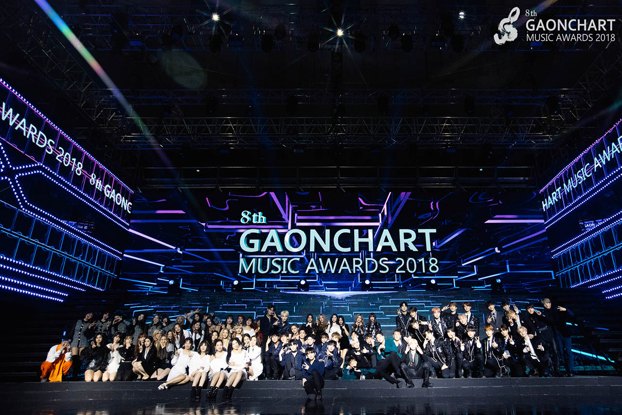 First Lineup For 9th Gaon Chart Music Awards Hab Korea Net