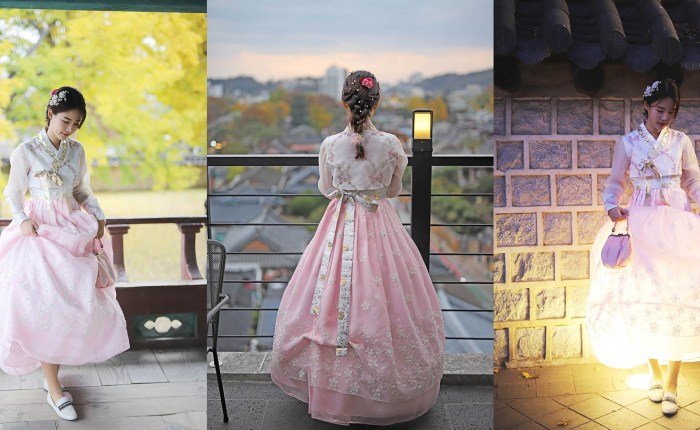 Jeonju Hanok Village photoshoot