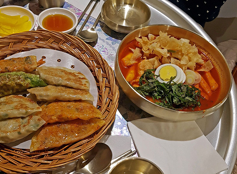 What To Eat In Ikseondong, Seoul Where You can feel the Newtro(New+Retro)