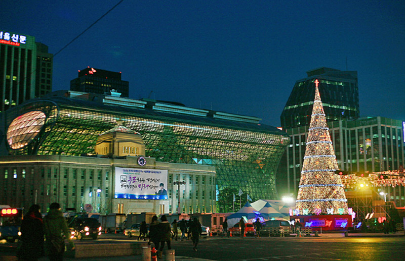 Christmas In Seoul - 3 Best Places For Christmas In Korea!