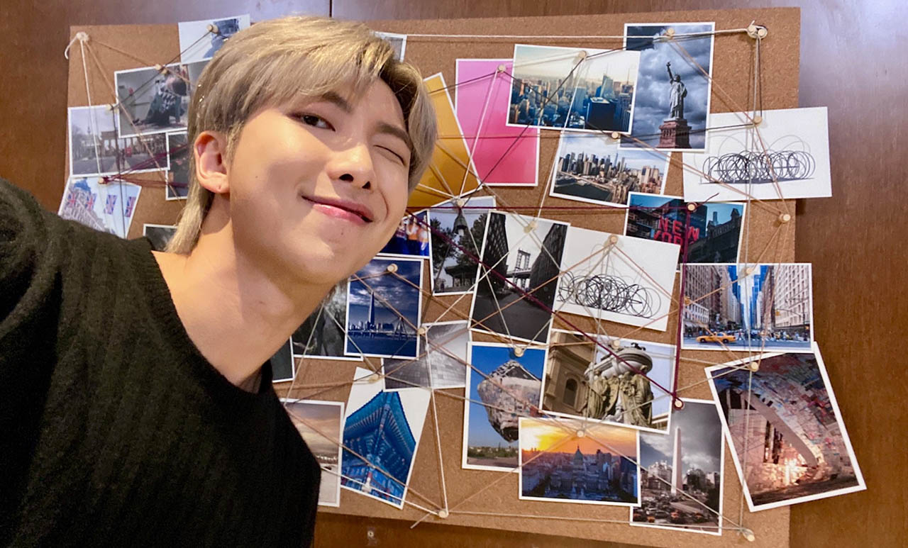 RM of BTS - Map of the Soul 7