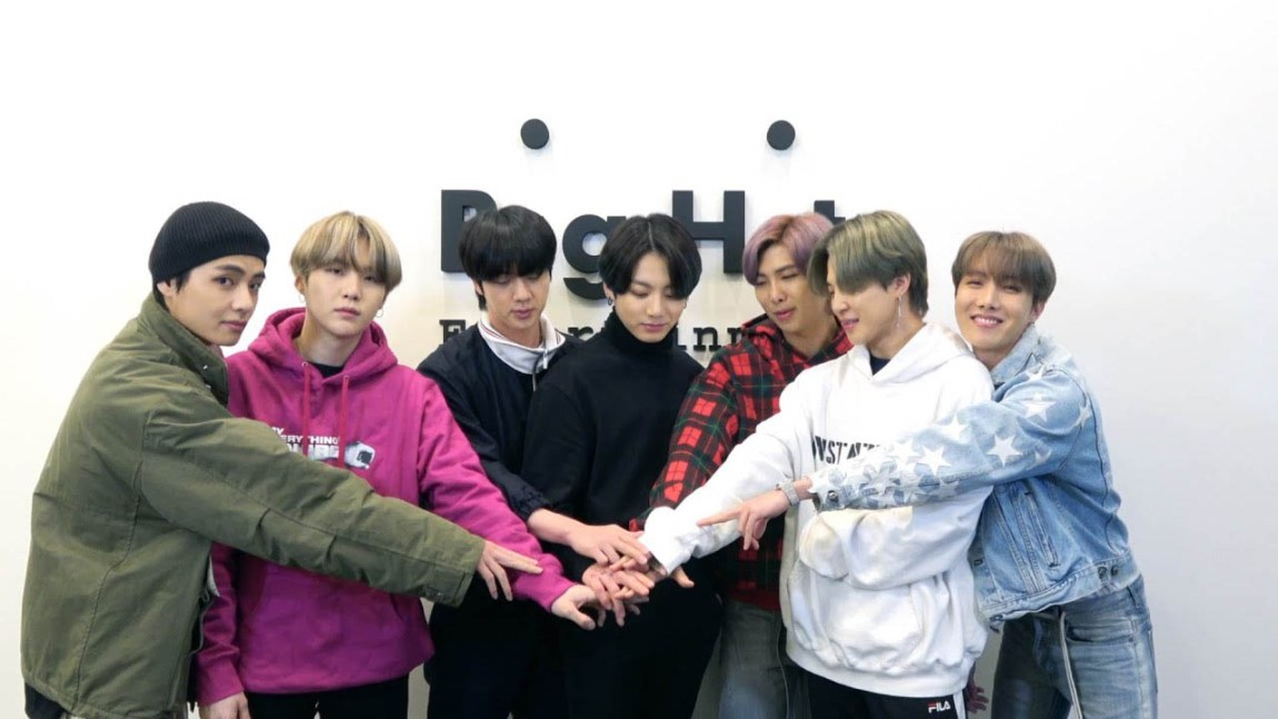Big Hit Entertainment to Hold '2020 Global Audition'