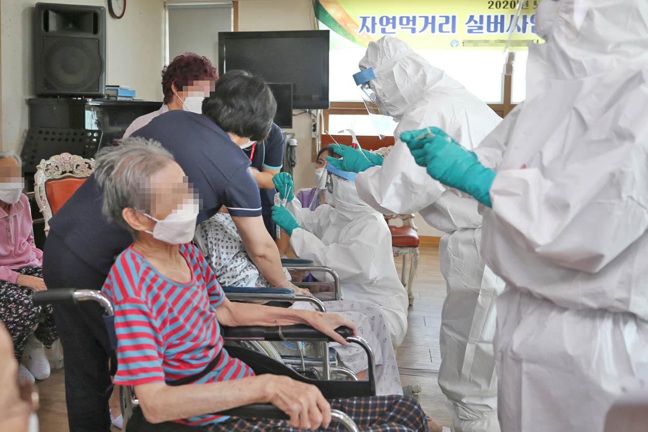 COVID-19 South Korea