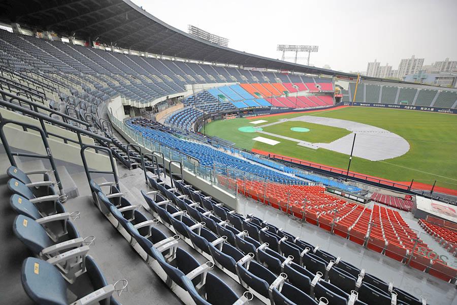 korea baseball covid-19