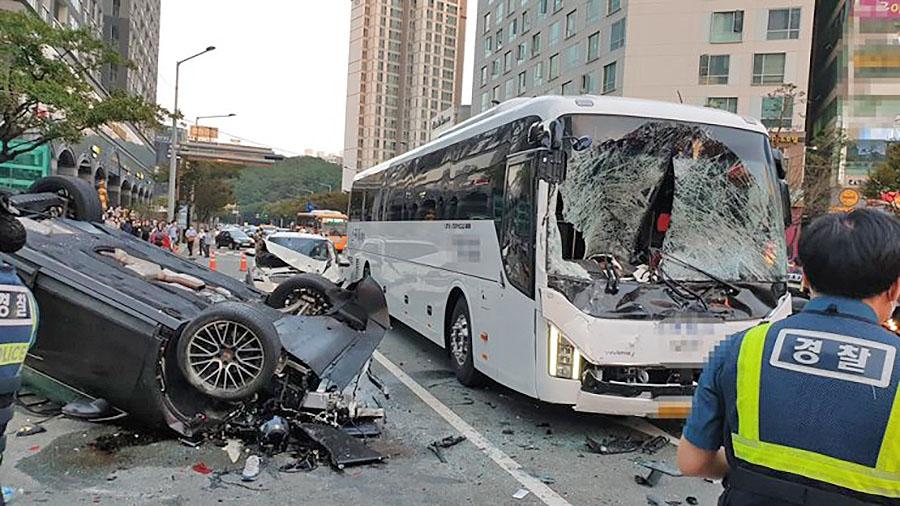 haeundae accident