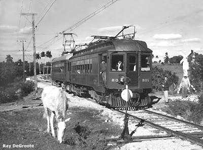 Tren de Hershey en Cuba