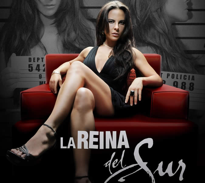 My current favorite is La Reina del Sur, available on Netflix. It's decidedly unwholesome, but absolutely captivating and addictive!