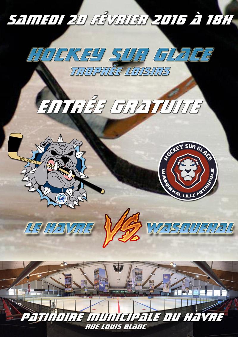 Bulldock's vs Wasquehal 2016