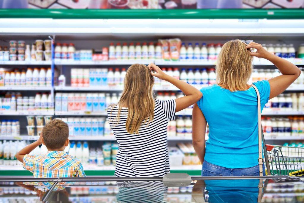 3 лесни съвета, за да направите покупката на хранителни продукти ефективна