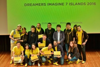 Dreamers Imagine 7 Islands