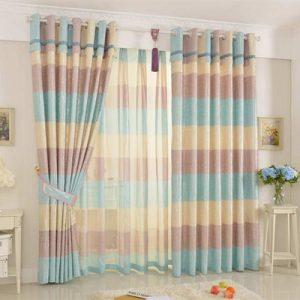 como hacer cortinas sencillas y en diferentes modelos
