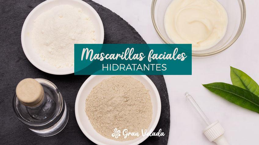 Hacer mascarilla facial hidratante