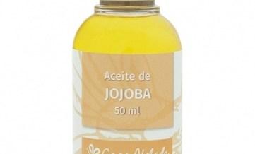 Aceite de Jojoba para hacer mascarilla Arcilla Blanca.