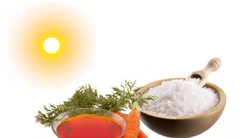 Preparar la piel blanca para el sol