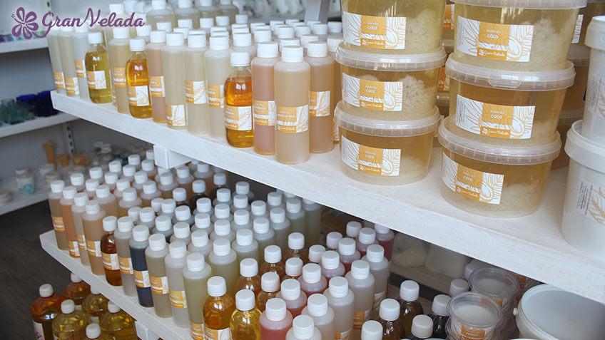 Aceites de Gran Velada para hacer tus propias Cremas Caseras