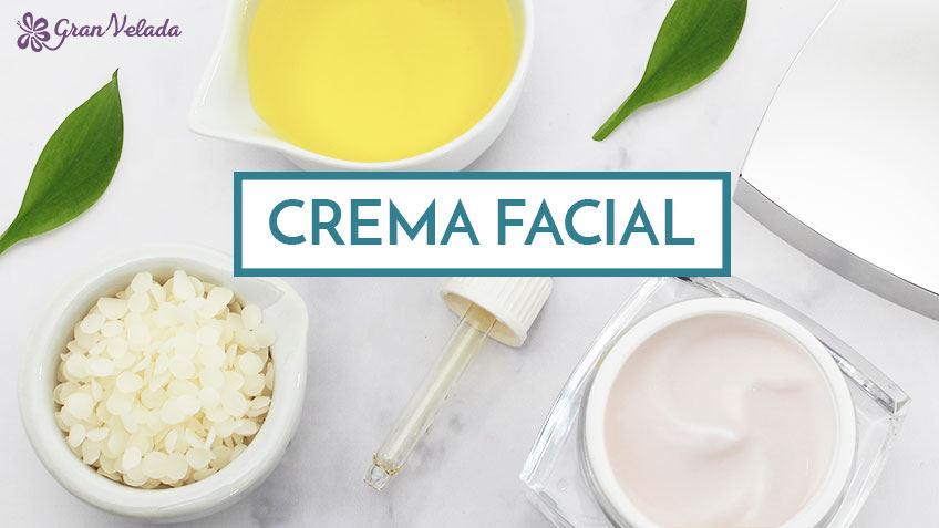 Crema facial: recetas sencillas segun tu tipo de piel