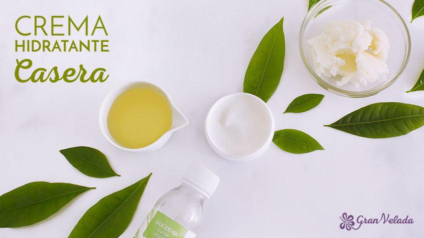 como hacer tu propia crema hidratante para la cara