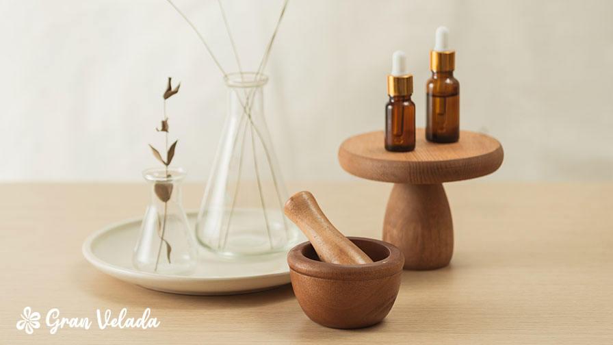 Trucos sobre aromaterapia