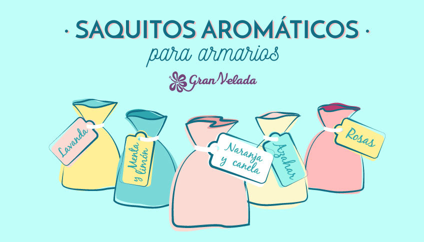 Saquitos aromaticos