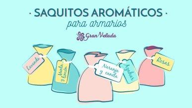 Saquitos aromaticos
