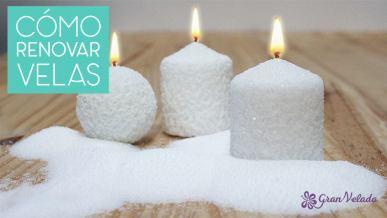 Tutorial para decorar velas para navidad en casa