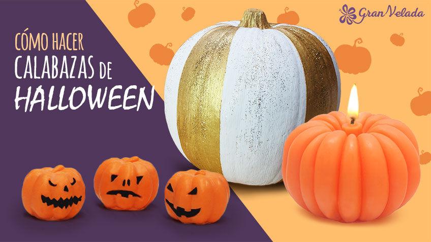 Como hacer calabazaspara Halloween originales y fciles de hacer