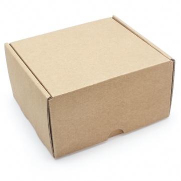 Caja de regalo kraft