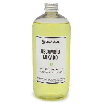 Recambio mikado aromas cítrico