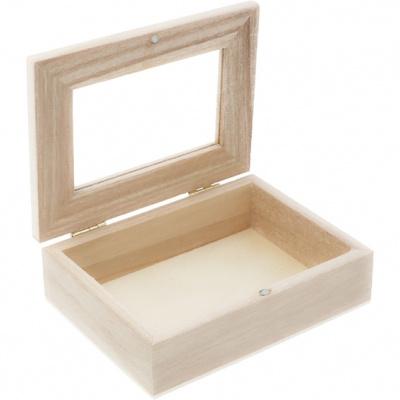 Caja con ventana