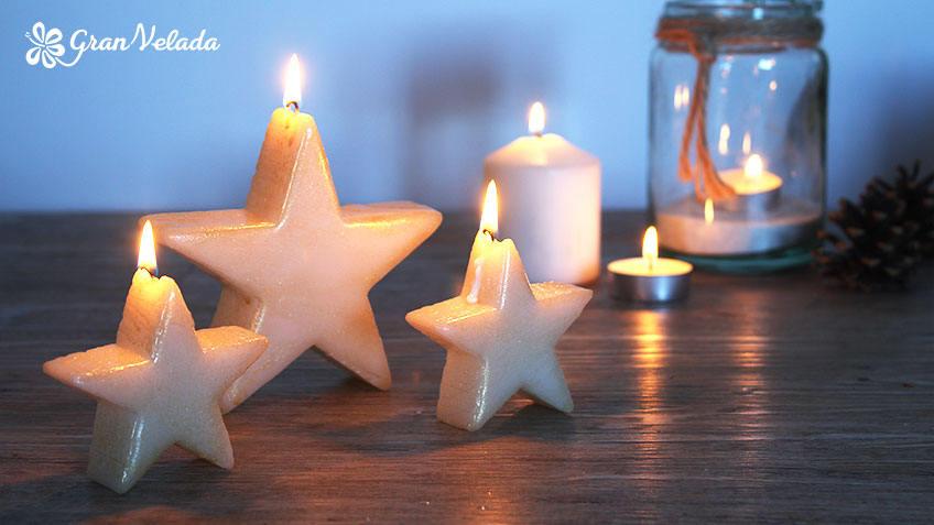 Estrellas DIY