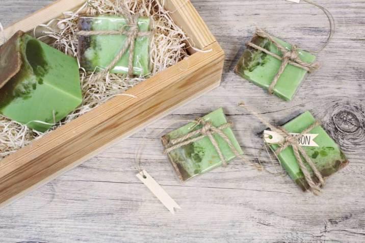 Exfoliante de oliva
