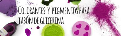 Colorantes para jabones de Glicerina