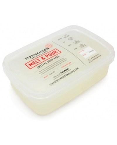Jabon base Cristal SLS Free
