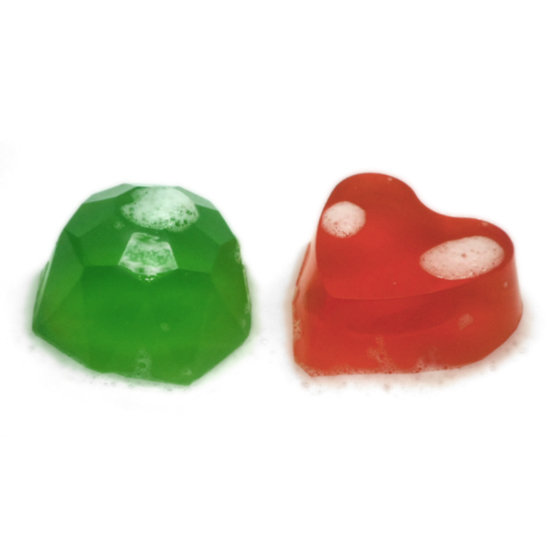 hacer jabon de gelatina