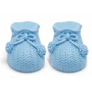 Hacer Jabón de Zapatitos de Bebé