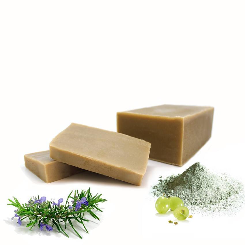Hacer Jabón de Aceite para Piel Grasa