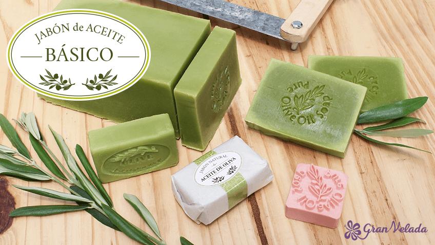 Como hacer jabón casero con aceite de oliva