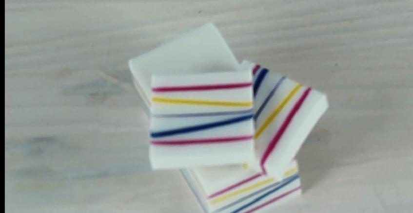 Jabones artesanales en barra