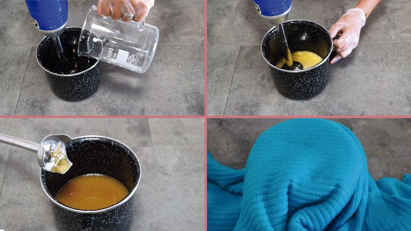Como hacer jabon casero liquido