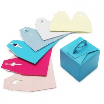 Mini cajas para regalo