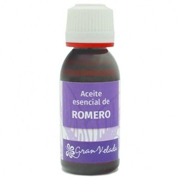 Romero, aceite esencial