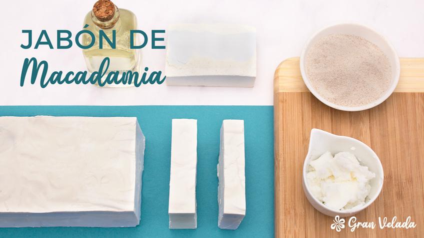 Jabon de macadamia