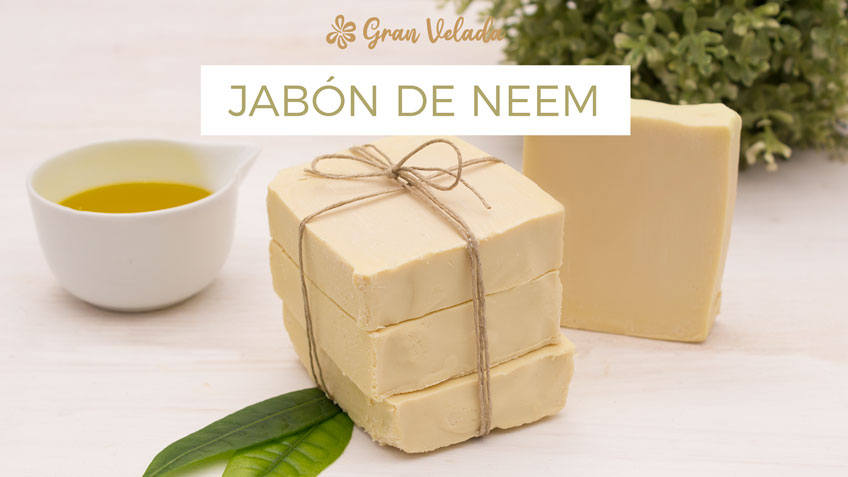 Jabon de neem