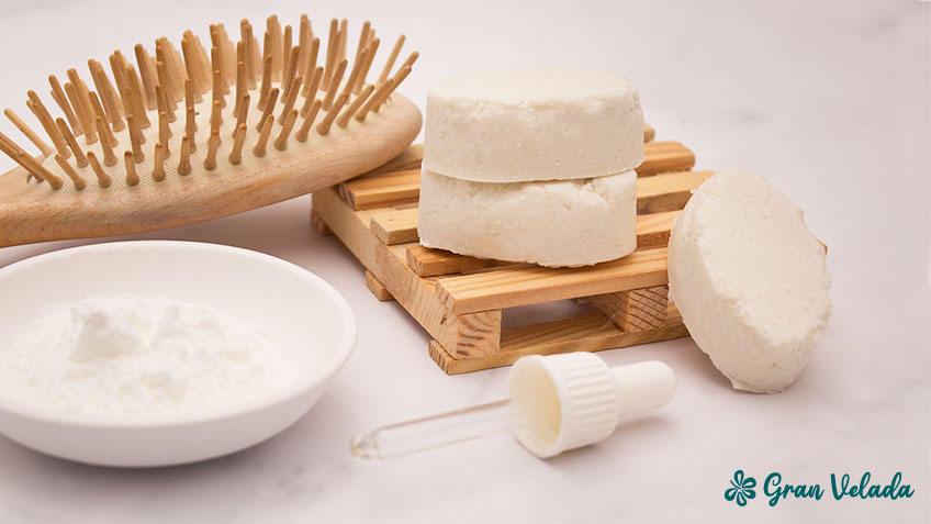Como hacer champu solido artesanal