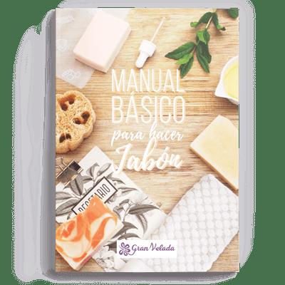 Manual descargable aprende a hacer jabón